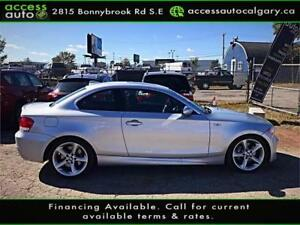 2009 BMW 135i Automatic Twin Turbo Coupe 56000km! Mint!