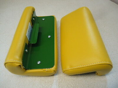 New Set Of Arm Rest Rests W Clips For John Deere A B D G R 50 60 70 520 530