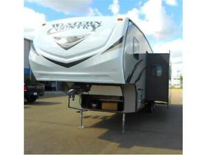 2017 WESTERN COUNTRY 31 BH - OUTDOOR KITCHEN FIFTH WHEEL