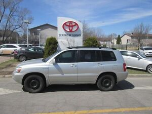 2006 Toyota Highlander PRIX D'ENCAN!!!!!!!!!!!!! HURRY!!!!