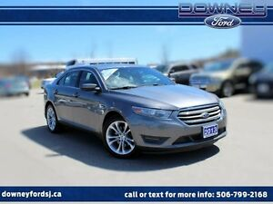 2013 Ford Taurus SEL AWD LEATHER BACKUP CAM NAVIGATION HTD SEATS