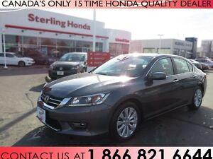 2013 Honda Accord EX-L | LEATHER | 4DR
