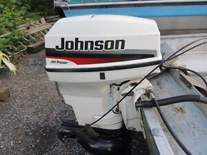 For Sale- Johnson outboard motor