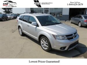 2013 Dodge Journey R/T LEATHER | REMOTE START | 7 PASSENGER