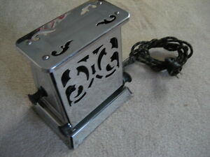 Antique Hot Point Flip Toaster