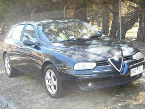 2000 Alfa Romeo 156 Wagon Moonee Ponds Moonee Valley Preview
