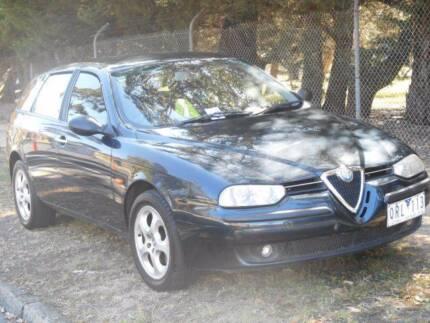 2000 Alfa Romeo 156 Wagon