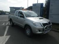 Toyota Hi-Lux 2.5D-4D 4WD EXTRA CAB 2014MY Active