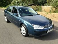 Ford Mondeo LX 16v 5dr (metallic westminster blue) 2006