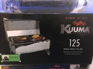 BBQ POUR BATEAUX 125 COMPACT HERITAGE 9000 BTU
