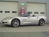 2006 Chevrolet Corvette Convertible w/ ONLY 35,000 KM's