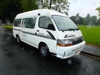 1992 J'reg Toyota Hiace Campervan 2.8 Diesel Auto **New Upholstery/ Curtains**