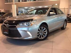 2015 Toyota Camry XLE-LEATHER-ROOF-NAVI-CAMERA-ONLY 52KM