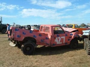 Looking for a Derby Truck