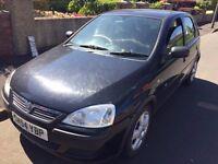 Vauxhall Corsa 93000 miles 5 Door Model