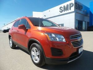 2016 Chevrolet Trax 1LT AWD, rem start, alloys, back up cam