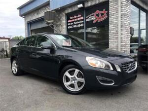 2013 VOLVO S60 T5 *LEATHER*MAGS*SUNROOF*