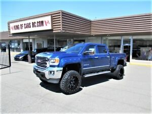 2017 GMC Sierra 3500HD DURAMAX DIESEL - LIFTED