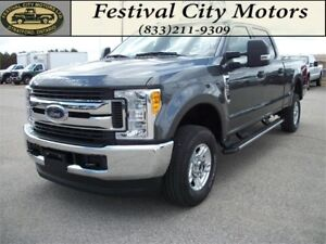 2017 Ford Super Duty F-250 SRW XLT | Balance of Factory Warranty