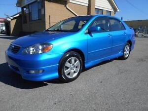 2008 TOYOTA Corolla CE Sport 1.8L Automatic ONLY 100,000KMs