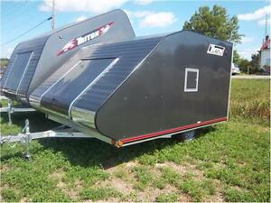 TRITON TC 118 LOW RIDER ENCLOSED SNOWMOBILE TRAILER Peterborough Peterborough Area image 1