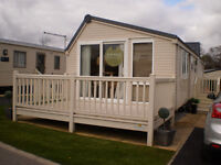 Beautiful Holiday Home for Sale on a 5 star park in the Ribble Valley Paythorn