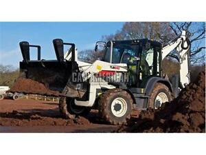 2012 TEREX TLB840 BACKHOE LOADER