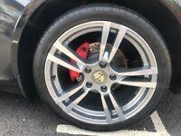 """19"""" alloy wheels off Porsche boxster"""