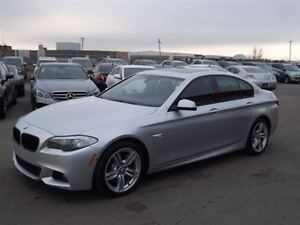 2013 BMW 535I xDrive M-SPORT PKG/NAVI/CAM/LEATHER/ROOF