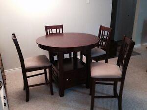 Serena 5-pc dining set