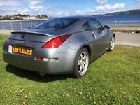 NISSAN 350Z GT PACK - 2004 - 132K - Grey