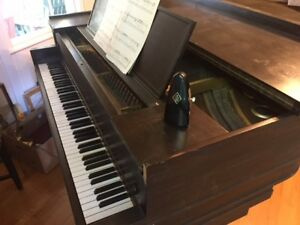 Steiff Baby Grand Piano...mellow sound