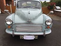 Morris Minor 1098 4 door saloon in Smoke Grey - 1970