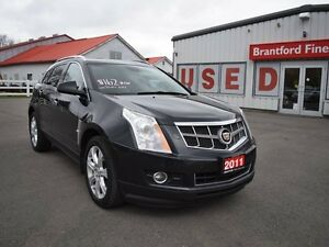 2011 Cadillac SRX Premium Collection 4dr All-wheel Drive