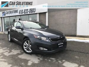 2012 Kia Optima EX-TURBO-SUNROOF-LETHR