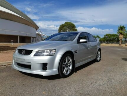 2008 Holden Commodore VE SS Silver 6 Speed Manual Sedan Gepps Cross Port Adelaide Area Preview