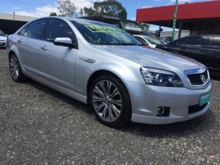 2015 Holden Caprice WN MY15 V Silver 6 Speed Sports Automatic Sedan Elizabeth West Playford Area Preview