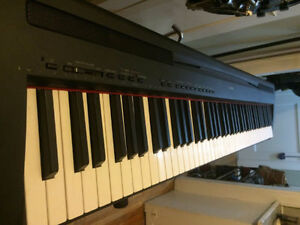 PIANO NUMÉRIQUE YAMAHA P95 (LOCATION)