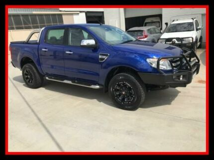 2015 Ford Ranger PX MkII XLT Double Cab 6 Speed Sports Automatic Utility Fyshwick South Canberra Preview