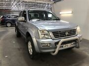 2003 Holden Rodeo RA LT Silver 4 Speed Automatic Crew Cab Pickup Beresfield Newcastle Area Preview