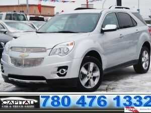 2012 Chevrolet Equinox 2LT All-wheel Drive Sport Utility