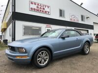 2005 Ford Mustang Convertible Auto Low km's! Only $8650! Red Deer Alberta Preview