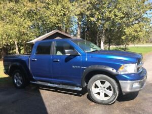 2009 Dodge Ram 1500 Super Crew Cab Safetied