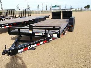 "20' x 6"" Channel Equipment Hauler Trailer (CC)"