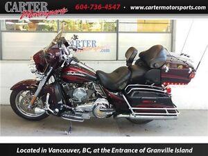 2013 Harley Davidson FLHTCUSE Screamin Eagle Ultra CVO w/ABS