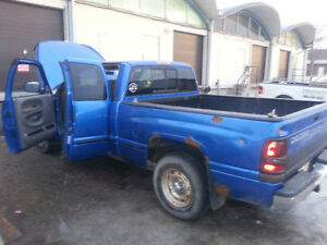 1998 Dodge Power Ram 1500 SLT Pickup Truck