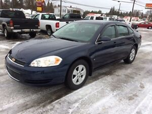 REDUCED LOW KMS 2008 Chev Impala LS