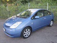 Toyota Prius 1.5 T3 VVTi 5DR (storm blue) 2005