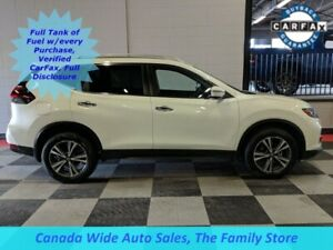 2019 Nissan Rogue AWD, Panoramic Sunroof, Back Up Camera, Tech P