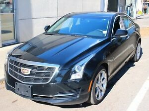 2016 Cadillac ATS AWD LUXURY BLACK ON BLACK FINANCE AVAILABLE